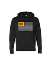 10X - Average Is A Failing Formula - Lightweight Pullover Hooded Sweatshirt