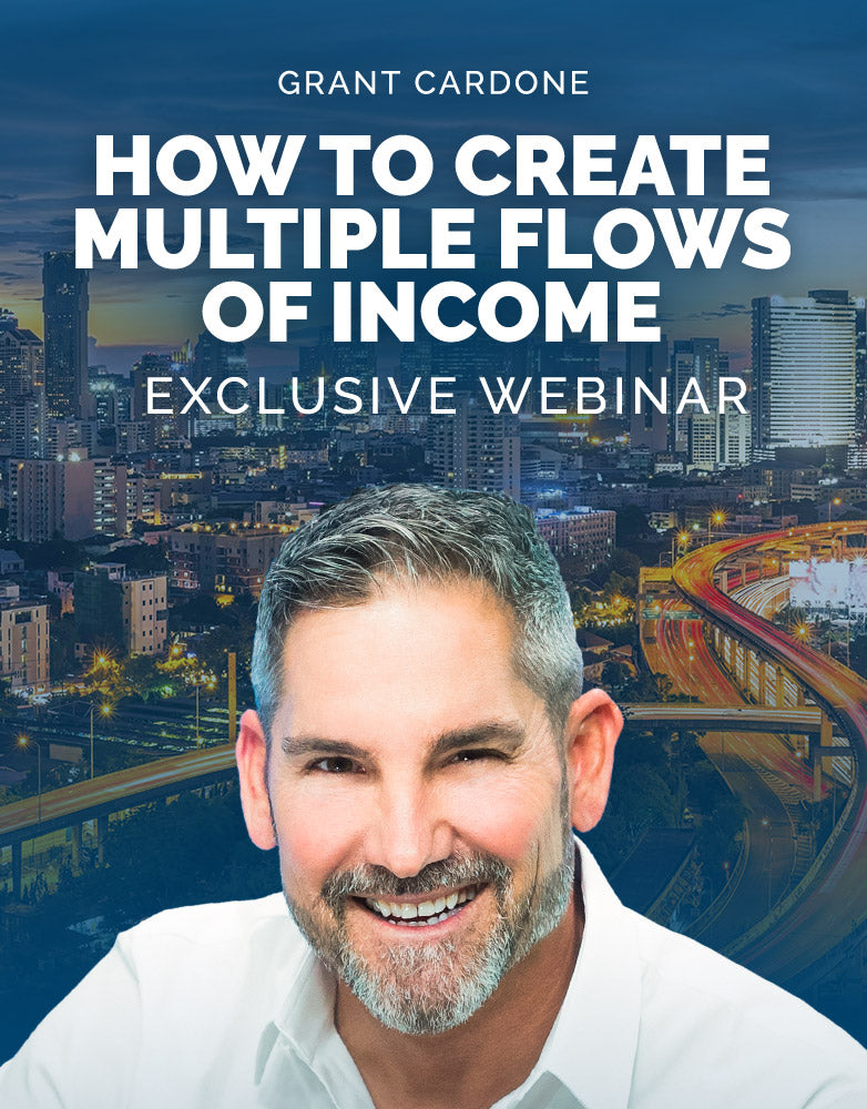How to Create Multiple Flows of Income Training