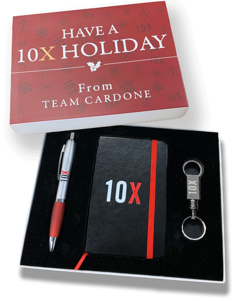 10X Holiday Executive Kit