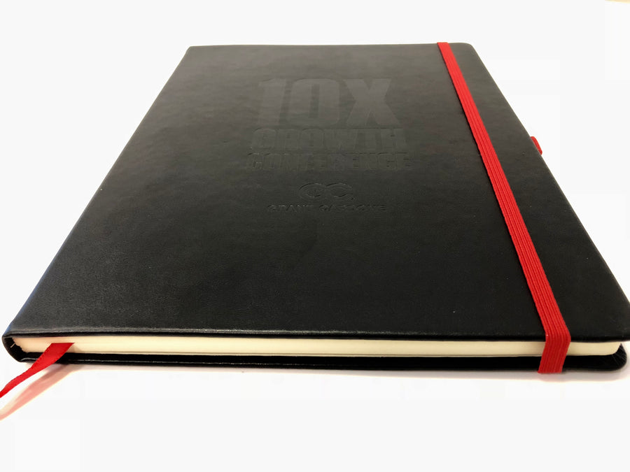 Exclusive 10X Growth Con Journal