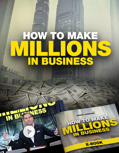 How To Make Millions In Business