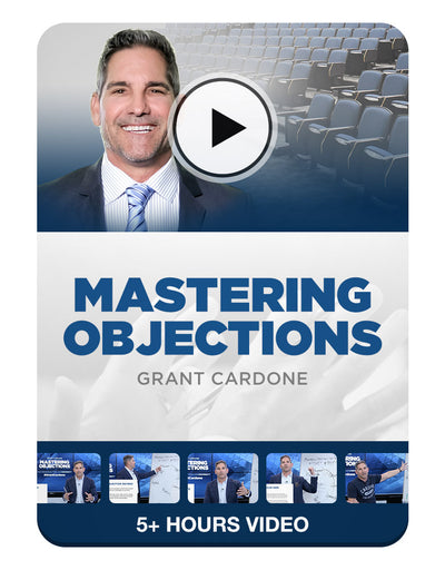 Mastering Objections