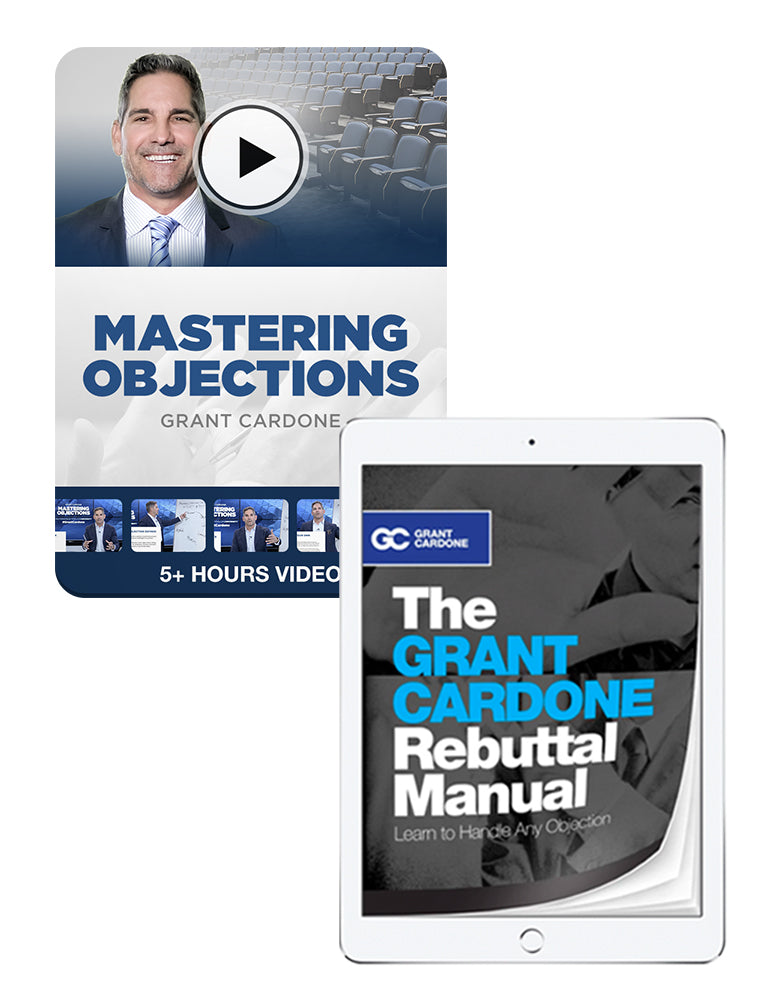 Mastering Objections & Rebuttal Manual Bundle