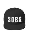 S.O.B.S. - Sell or Be Sold - Premium Classic Snapback Hat