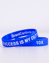 Success Is My Duty Wristband