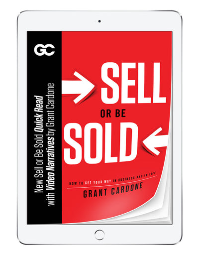 Sell or Be Sold Quick Read | eBook [with videos]