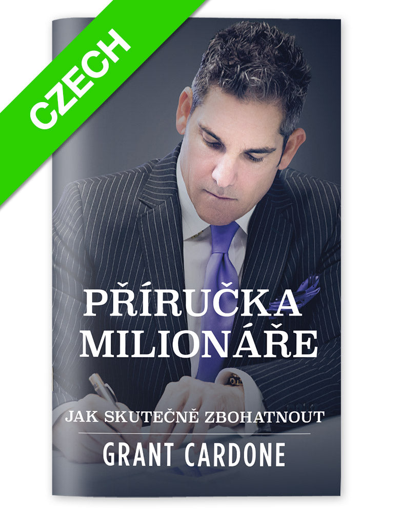 The Millionaire Booklet | eBook - Czech
