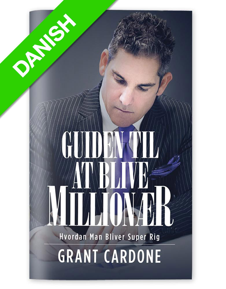 The Millionaire Booklet | eBook - Danish