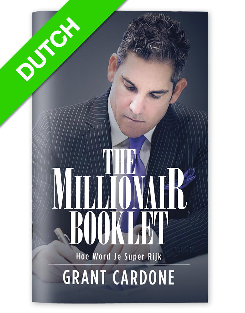 The Millionaire Booklet | eBook - Dutch