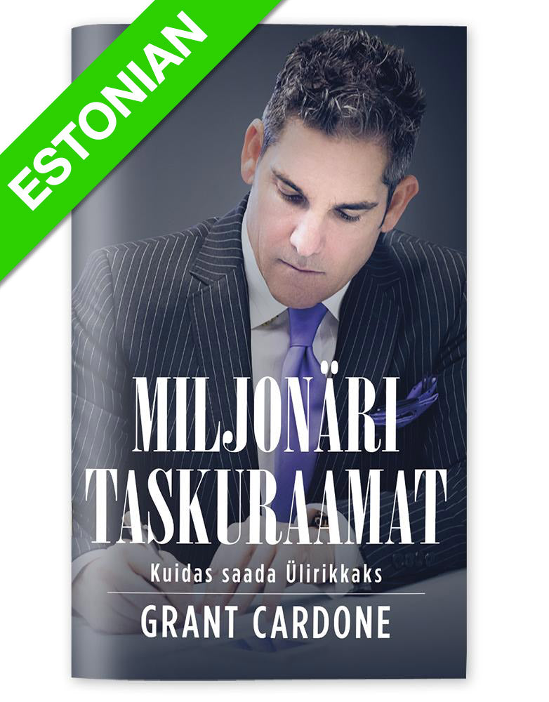 The Millionaire Booklet | eBook - Estonian