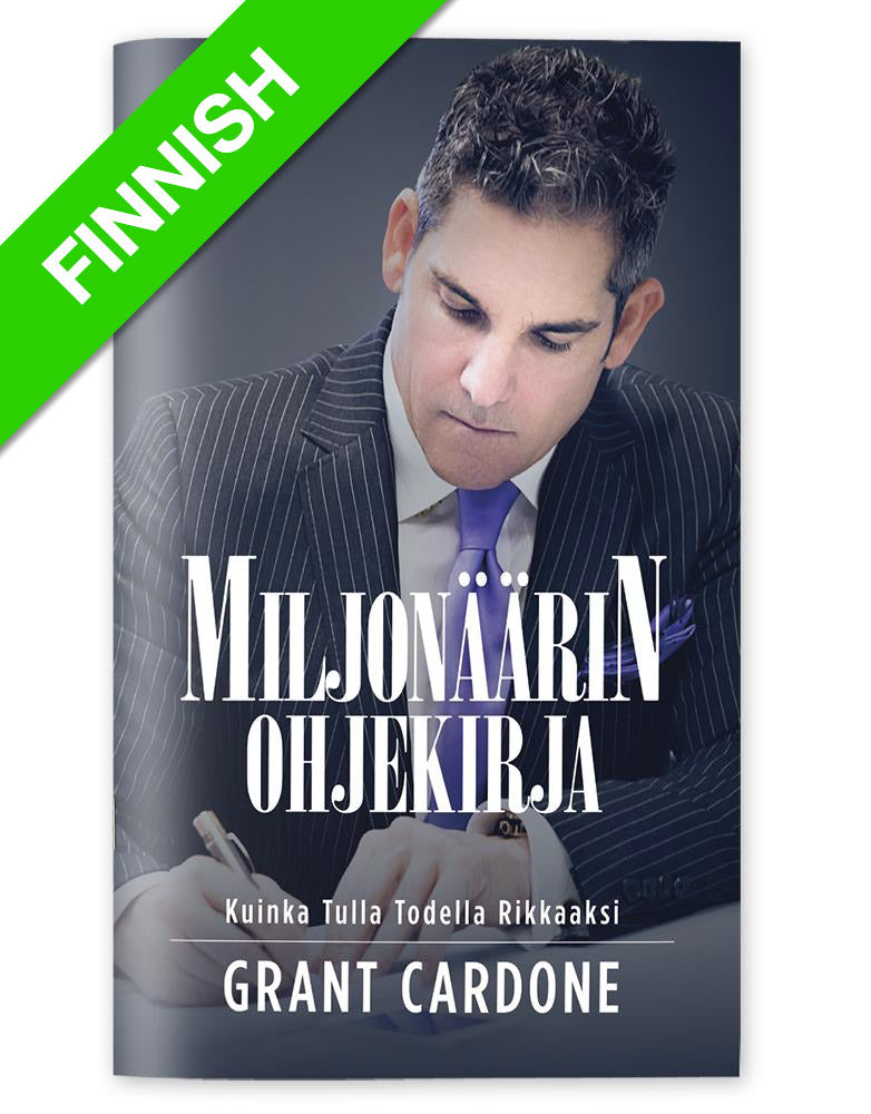 The Millionaire Booklet | eBook - Finnish