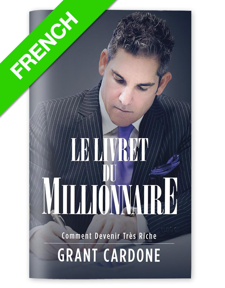 The Millionaire Booklet | eBook - French