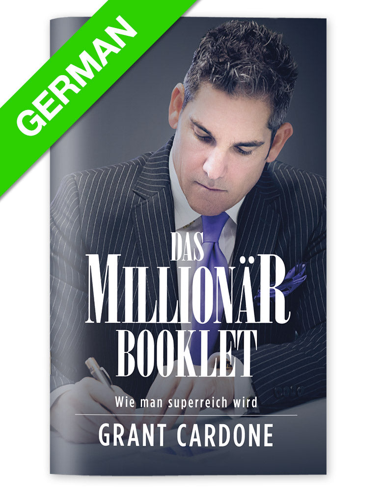 The Millionaire Booklet | eBook - German