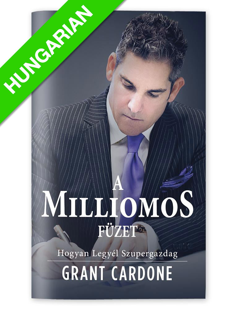 The Millionaire Booklet | eBook - Hungarian