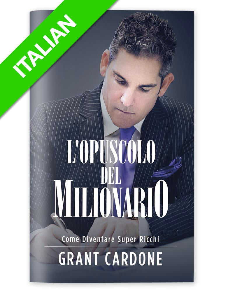 The Millionaire Booklet | eBook - Italian