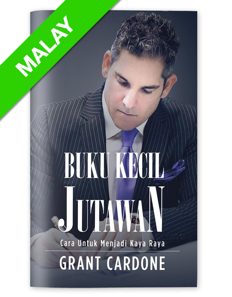 The Millionaire Booklet | eBook - Malay