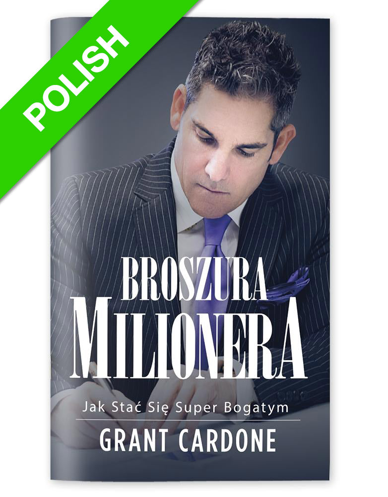 The Millionaire Booklet | eBook - Polish
