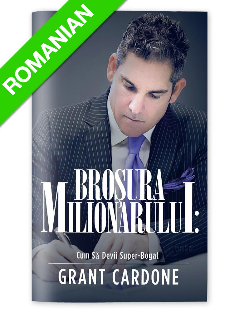 The Millionaire Booklet | eBook - Romanian