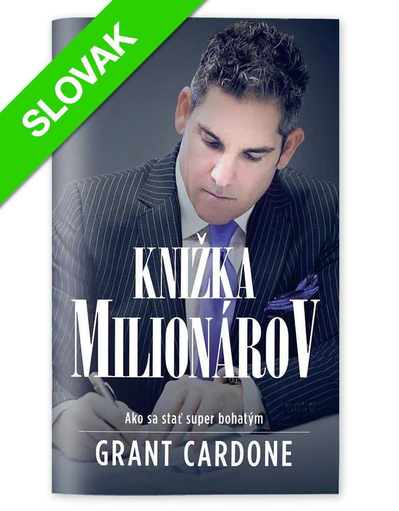 The Millionaire Booklet | eBook - Slovak