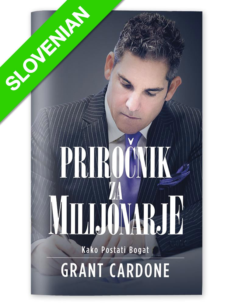 The Millionaire Booklet | eBook - Slovenian