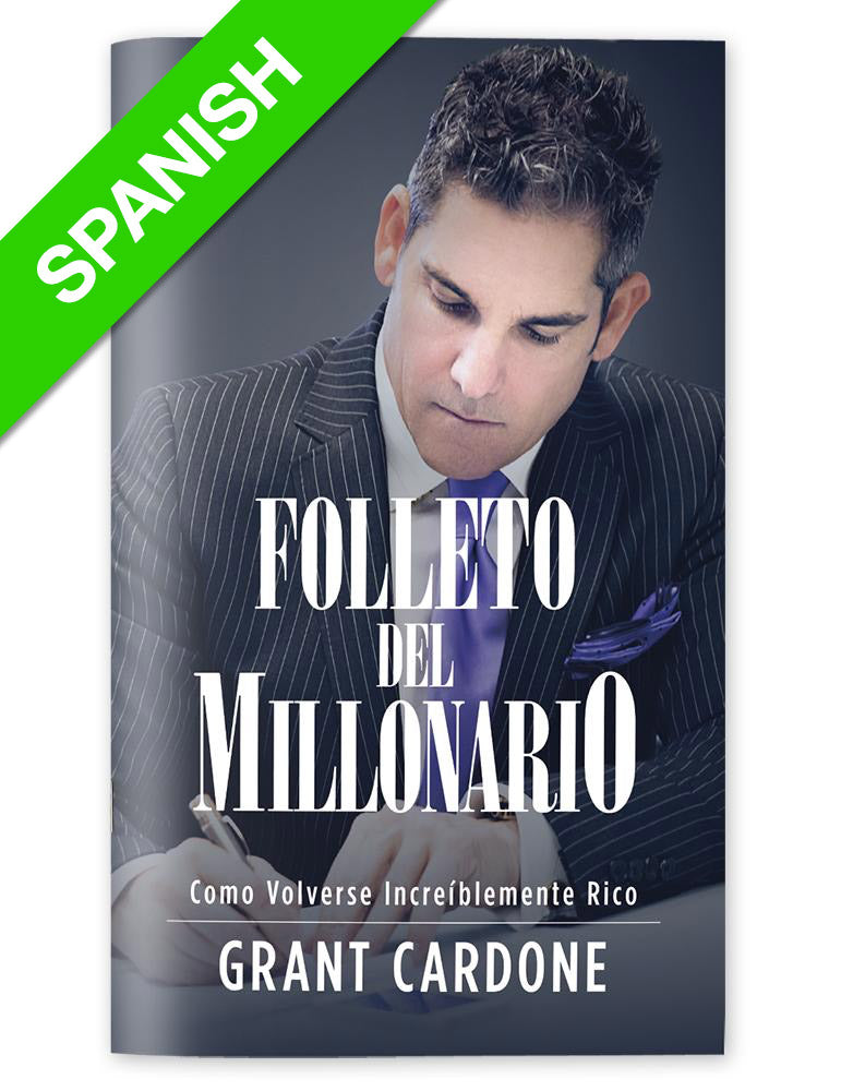 The Millionaire Booklet | eBook - Spanish