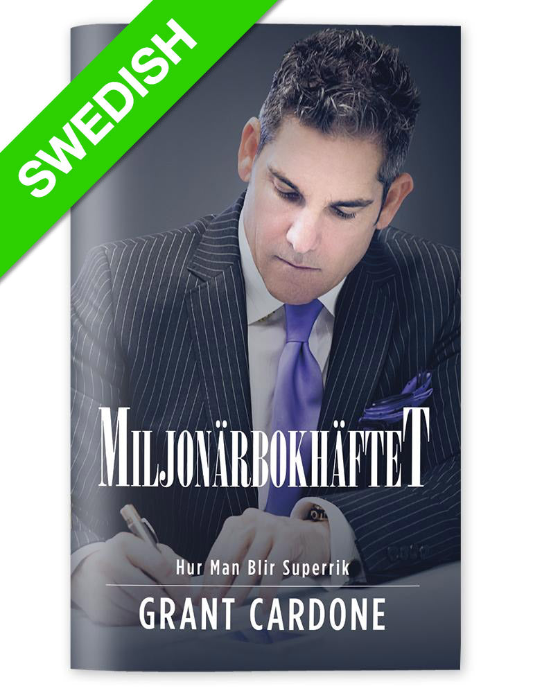 The Millionaire Booklet | eBook - Swedish