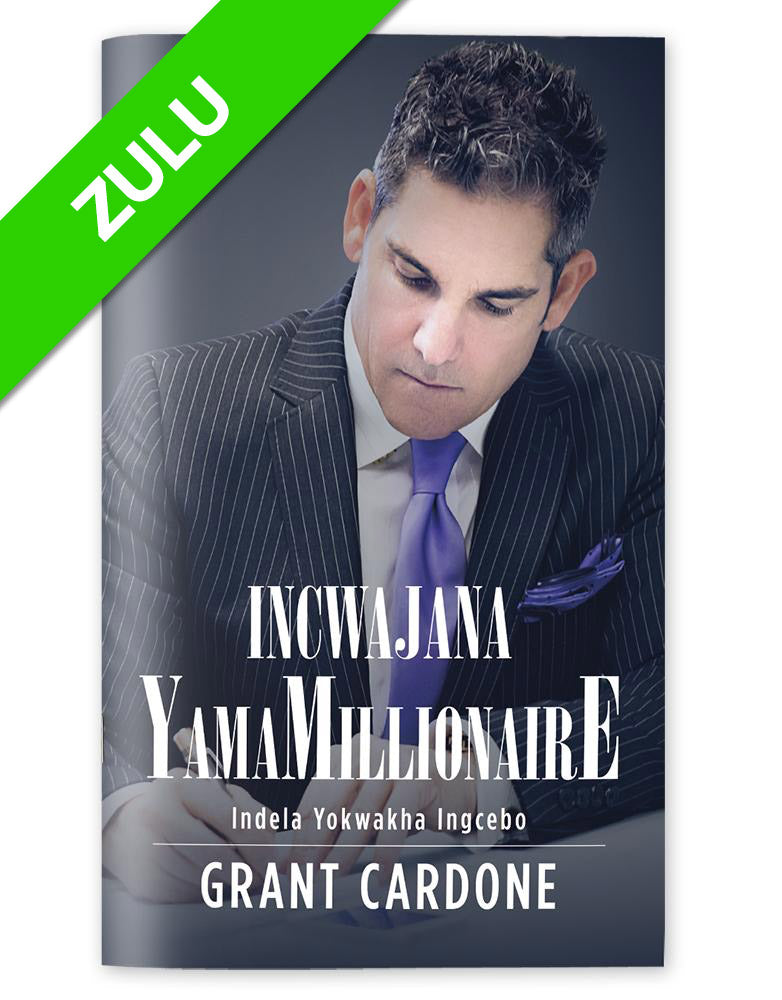 The Millionaire Booklet | eBook - Zulu