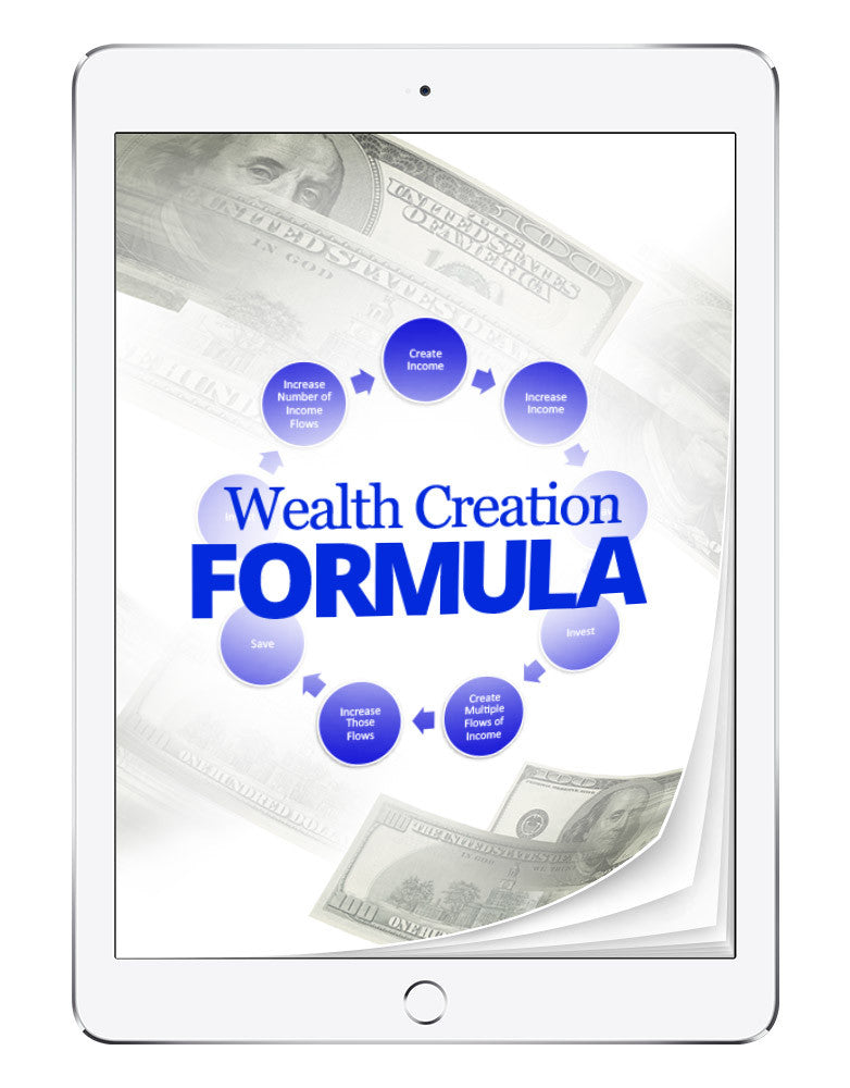 Wealth Creation Formula eBook