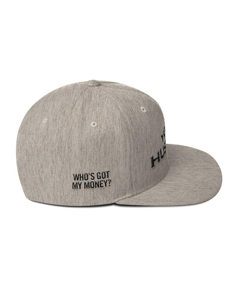 Young Hustlers - Premium Classic Snapback Hat