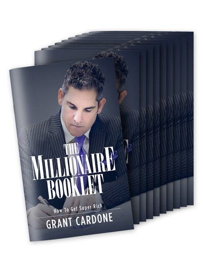 The Millionaire Booklet 10-Pack
