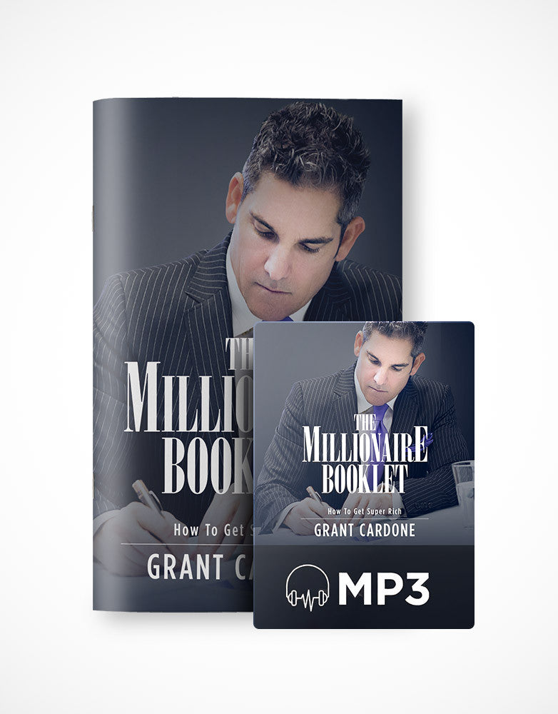 The Millionaire Booklet Book and MP3