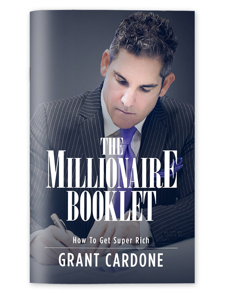 #The Millionaire Booklet