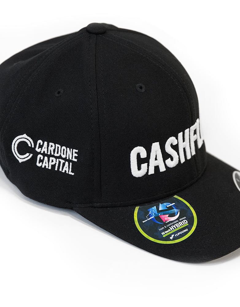 CASHFLOW – CARDONE CAPITAL - ADJUSTABLE HAT