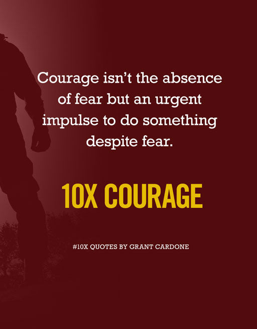 10X Courage Wallpaper Image