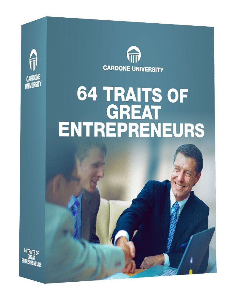 64 Top Traits of Great Entrepreneurs