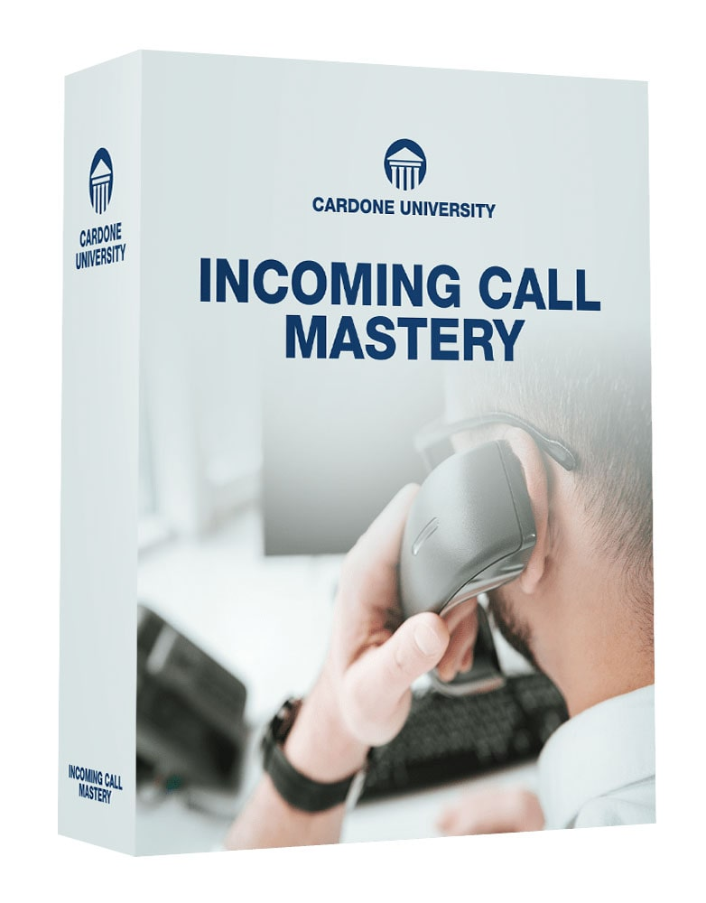 Incoming Call Mastery