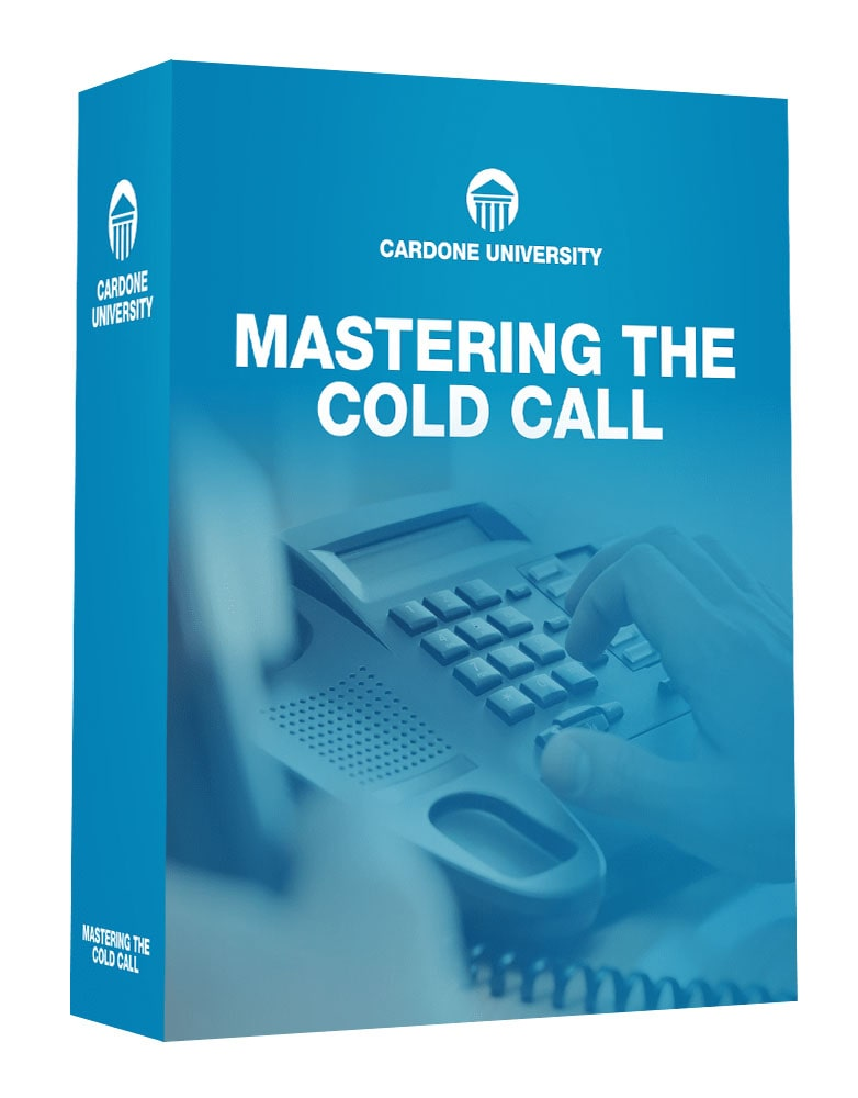 Mastering the Cold Call