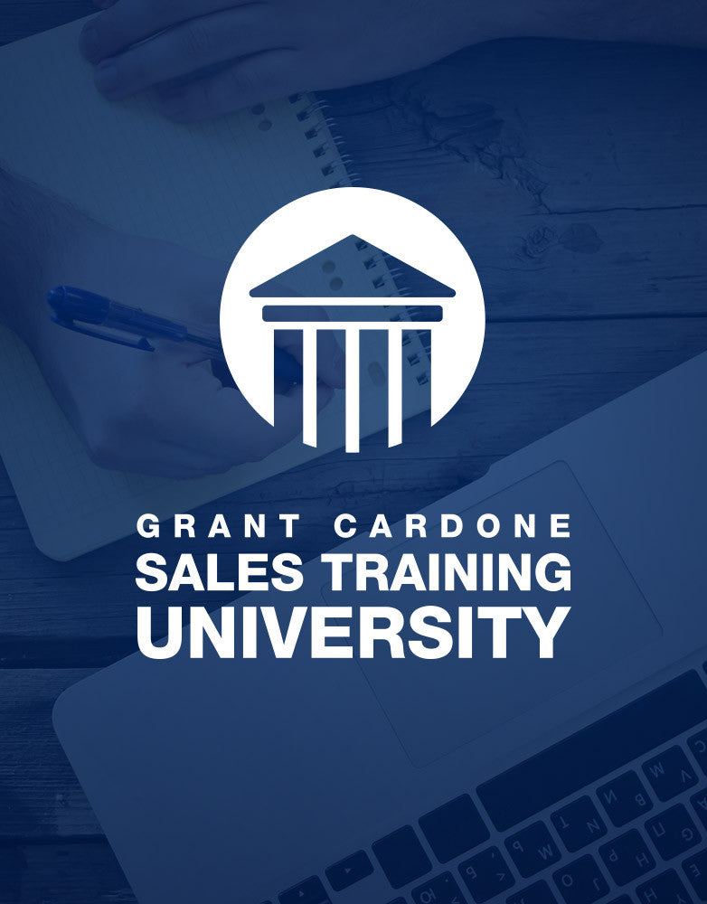 Grant Cardone Sales Training University + Expert Programs