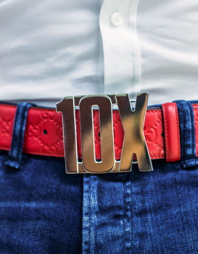 Limited Edition 10X Belt