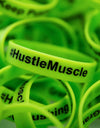 Hustle Muscle Wristband