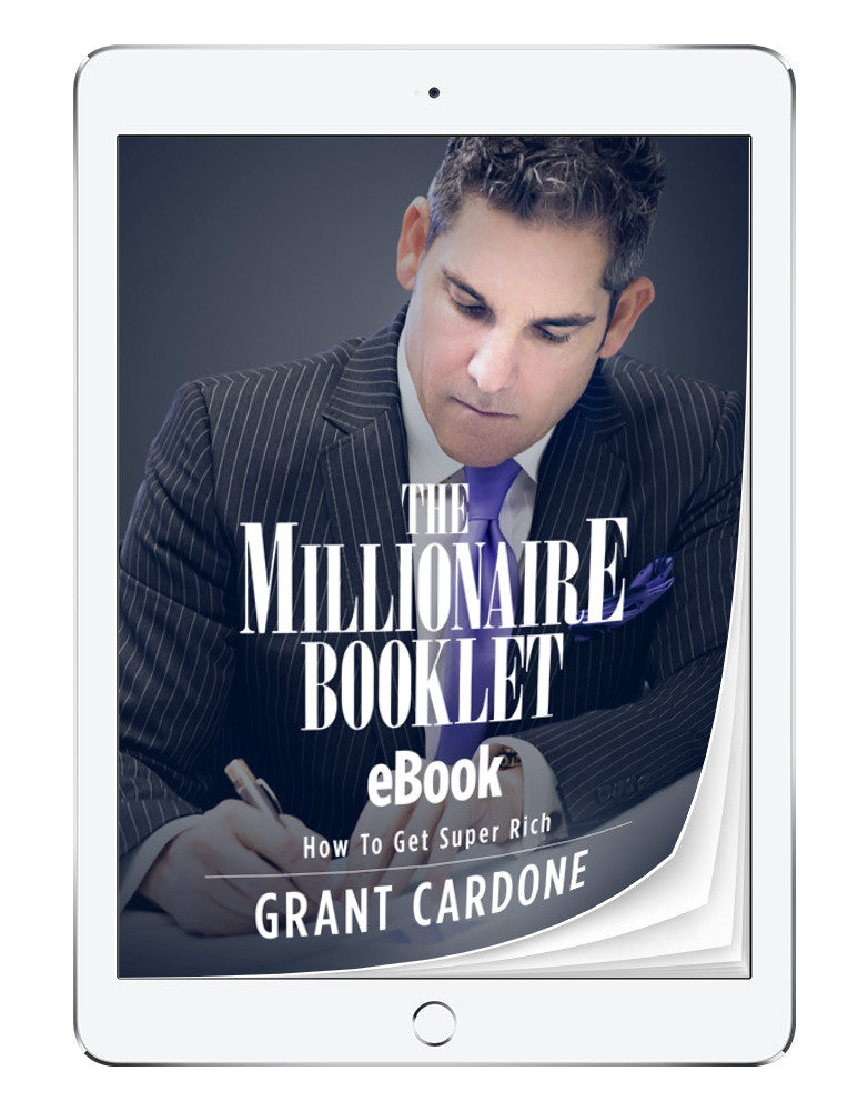 The Millionaire Booklet | eBook - English