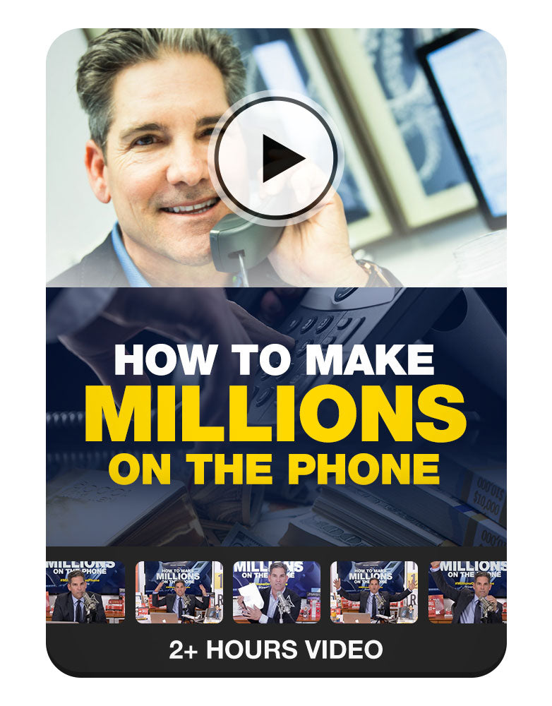 Millions On The Phone