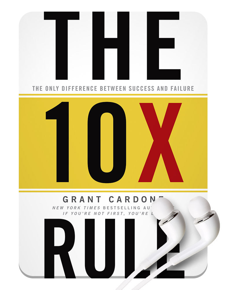 Grant on the Go PLUS MP3 Package - Grant Cardone Training Technologies