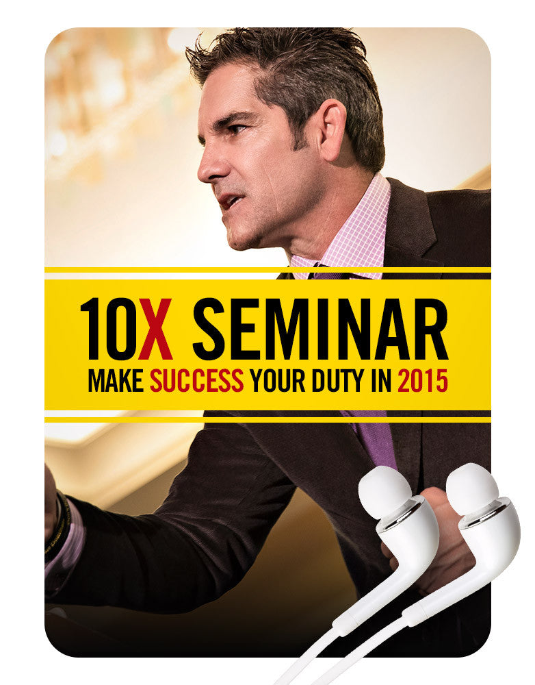 10X Live Seminar Cancun MP3