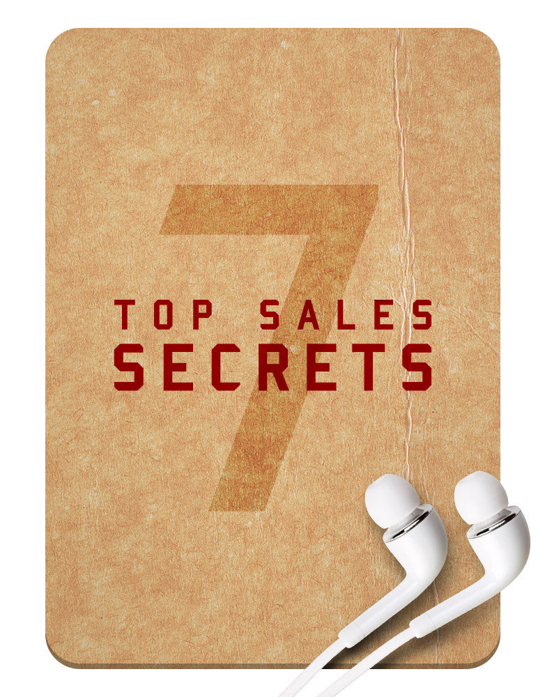 7 Top Sales Secrets Seminar MP3