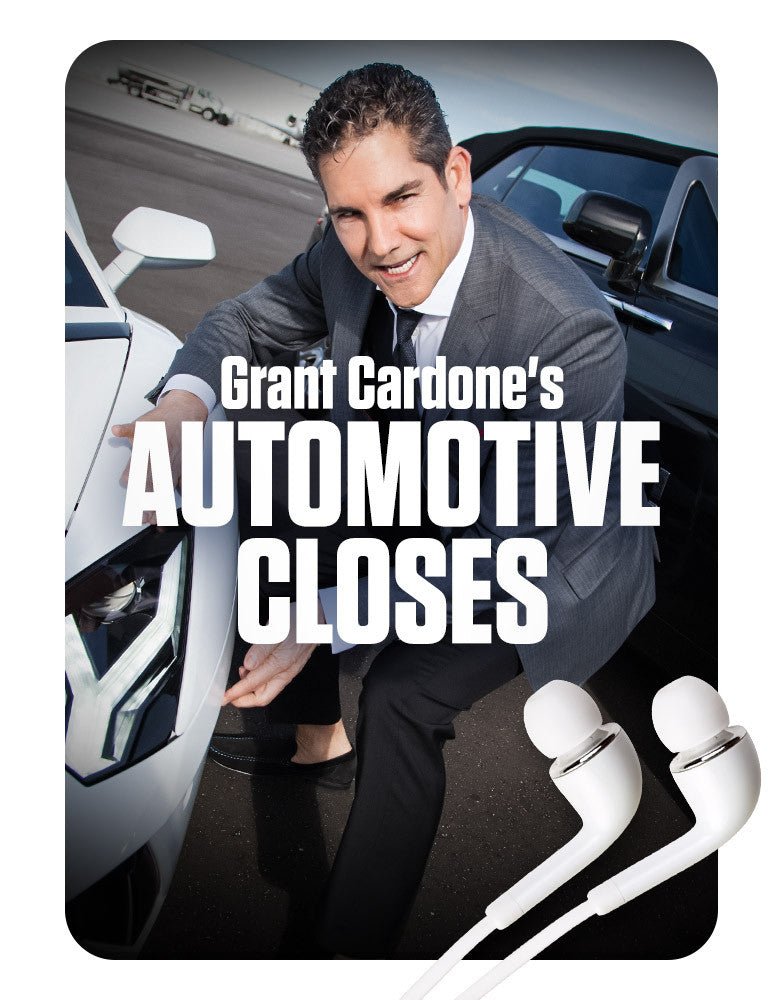 The Automotive Closes MP3 + eBooklet