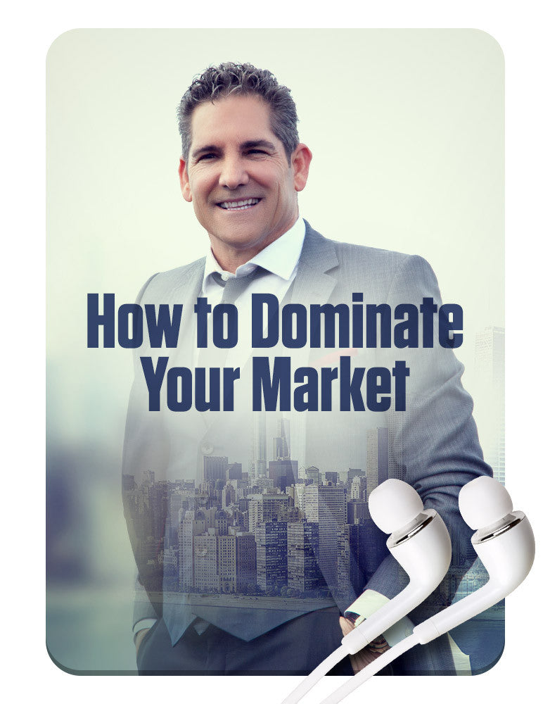 Automotive Sales Training for New Hires MP3 - Grant Cardone