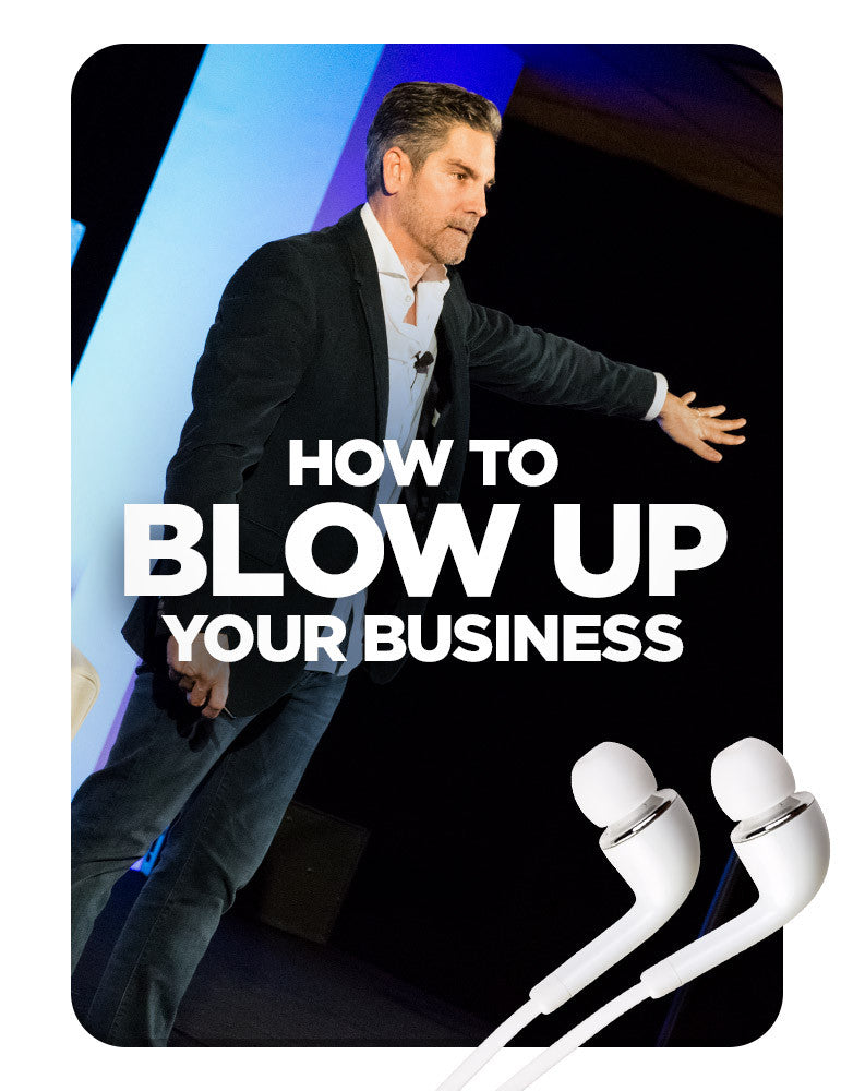 How to Blow Up Your Business MP3
