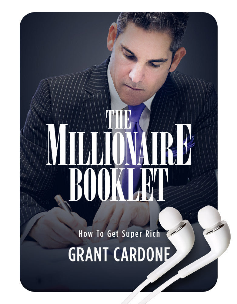 The Millionaire Booklet MP3
