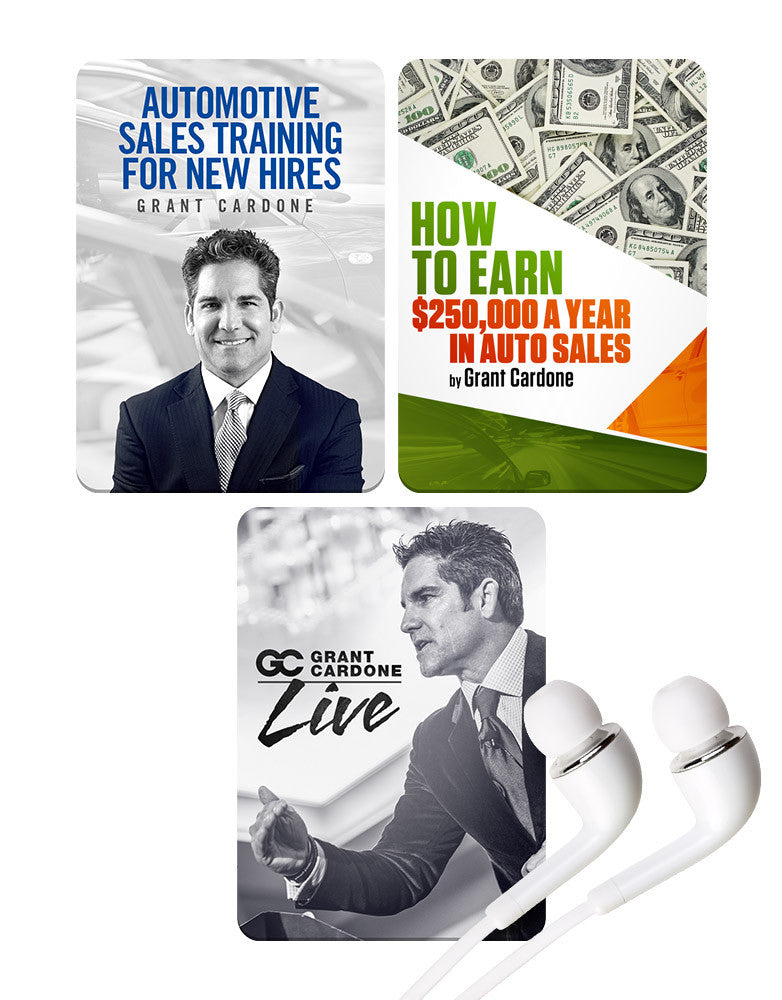 Advanced Auto Sales MP3 Package